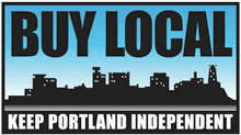 Portland Buy Local Web Design